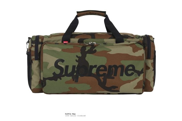 Supreme Ss15 Baggage Collection 8