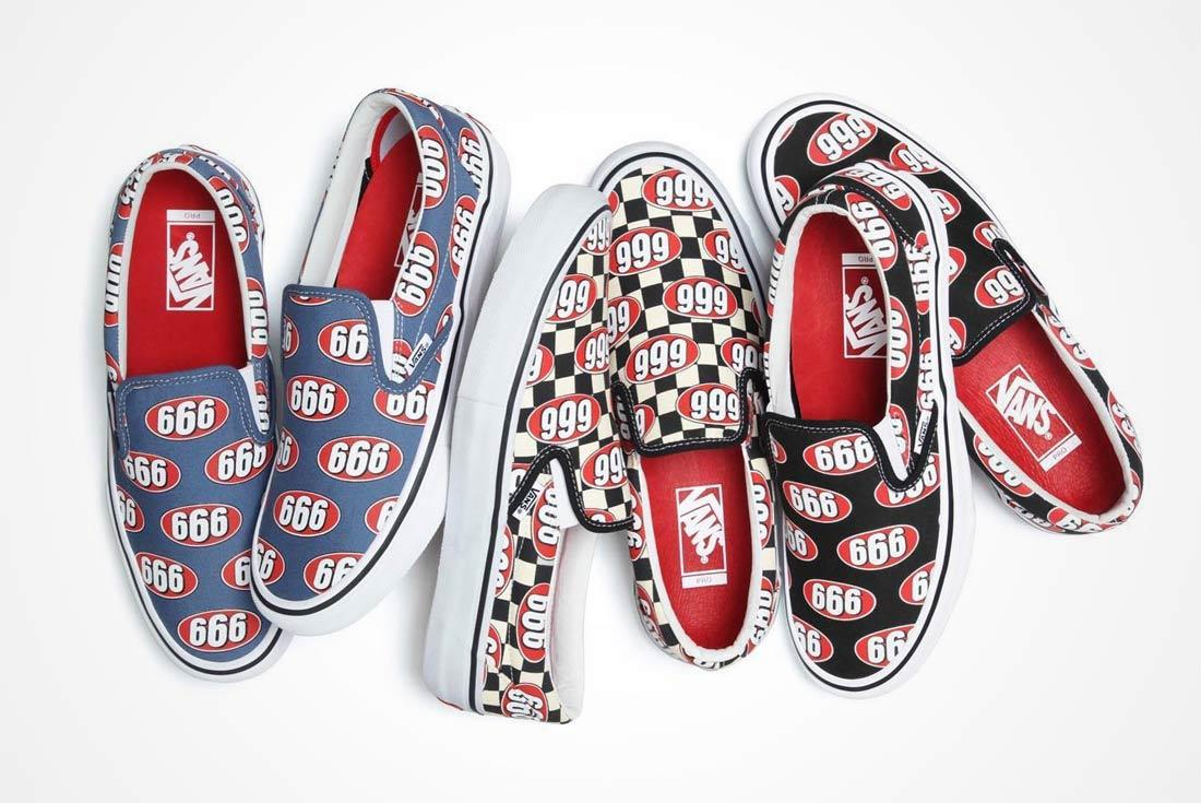 Supreme X Vans Slip On 1