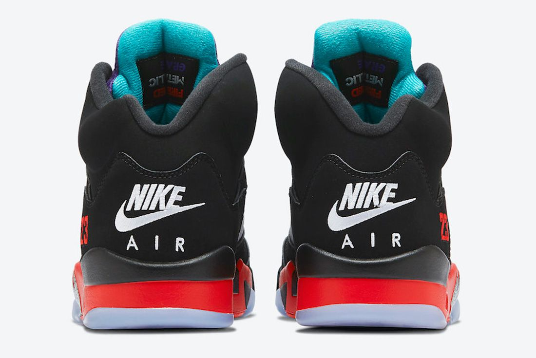 Air Jordan 5 Top 3 CZ1786-001