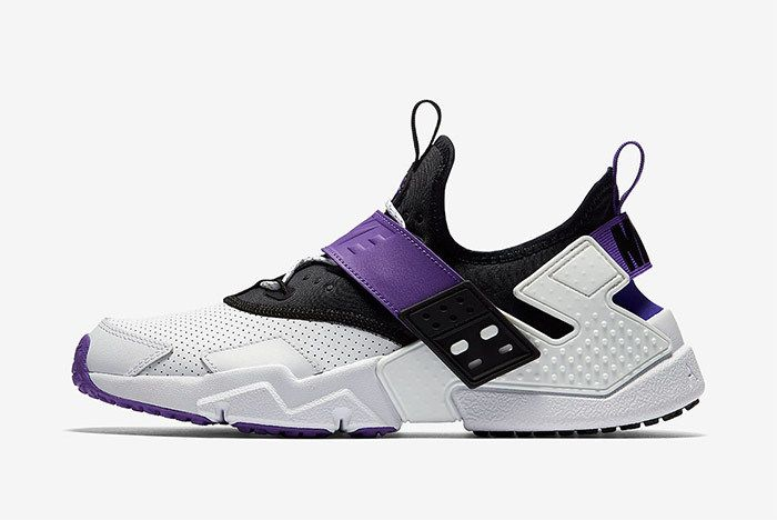 Air Huarache Drift Purple Punch 1