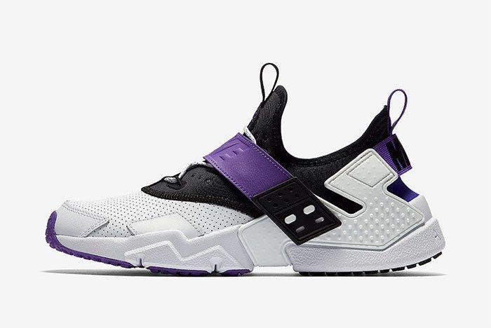 Air Huarache Drift Purple Punch 1