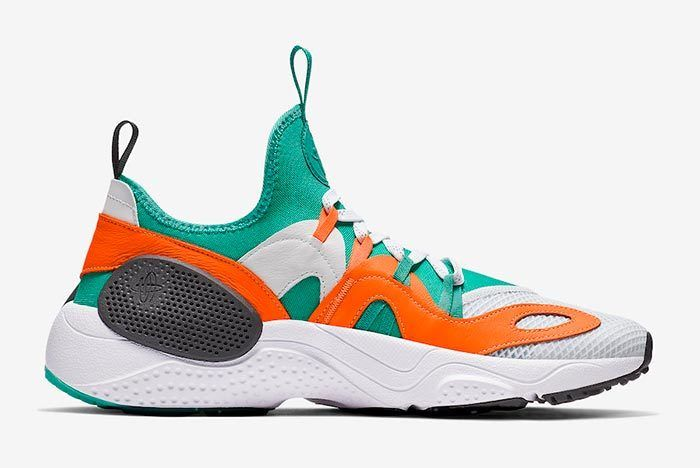 Nike Air Huarache Edge Emerald 3