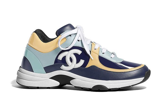 Chanel Sneakers Spring Summer 1