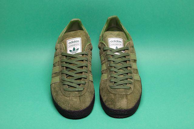 Oi Polloi X Adidas Originals Ardwick Spezial 3