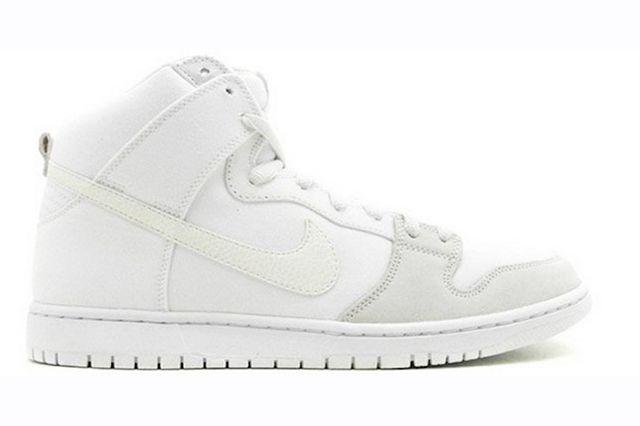 Nike Sb Dunk White 2