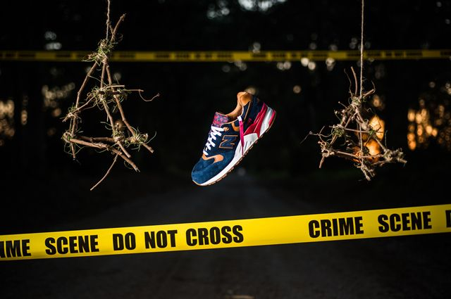 Sneaker Politics X New Balance Case 999