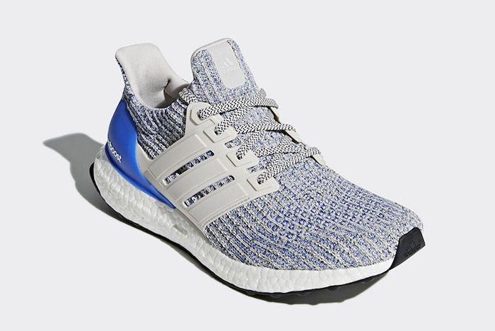 3 Adidas Ultra Boost Blue Heel Release Date Sneaker Freaker