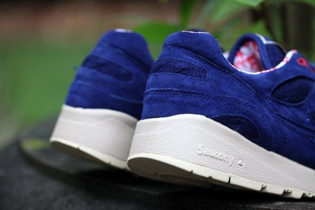 Bodega Saucony Shadow 6000 Sweater Pack 6