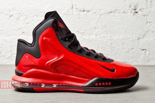 Nike Hyperflight Max University Red Black 3