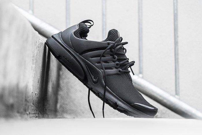 Nike Air Presto Triple Black7