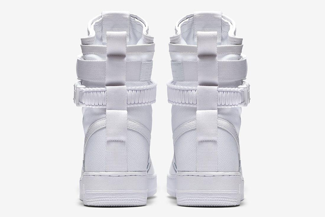 Nike Sf Af1 Triple White3