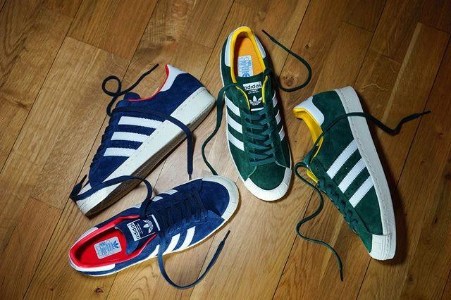 Adidas Originals Fw13 Basketball Lookbook Footwear 13