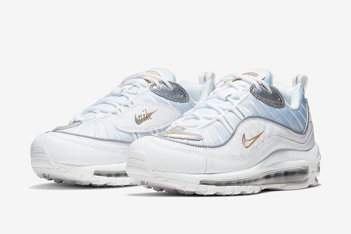 Nike Air Max 98 Ice Toe