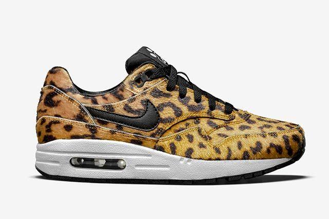 Nike Air Max 1 Gs Zoo Pack Leopard
