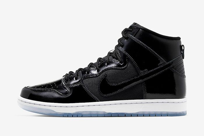 Nike Sb Dunk High Space Jam Bq6826 002 Release Date Side
