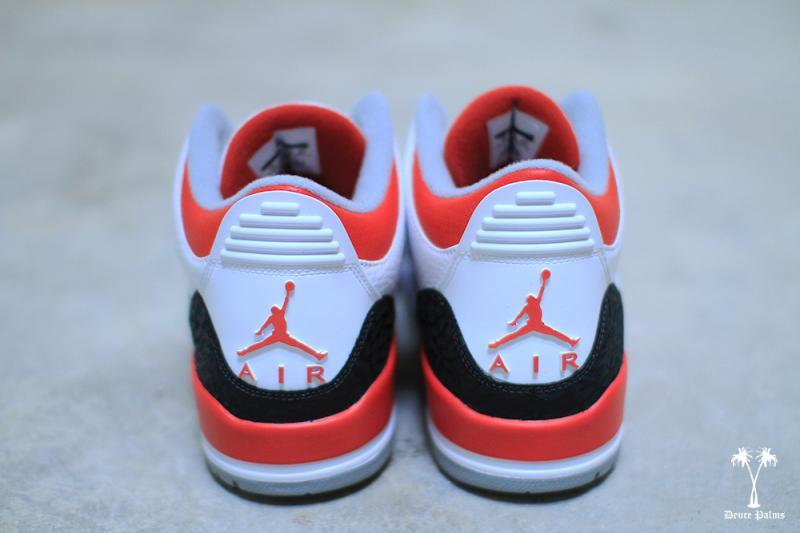 Fire Red J3 3