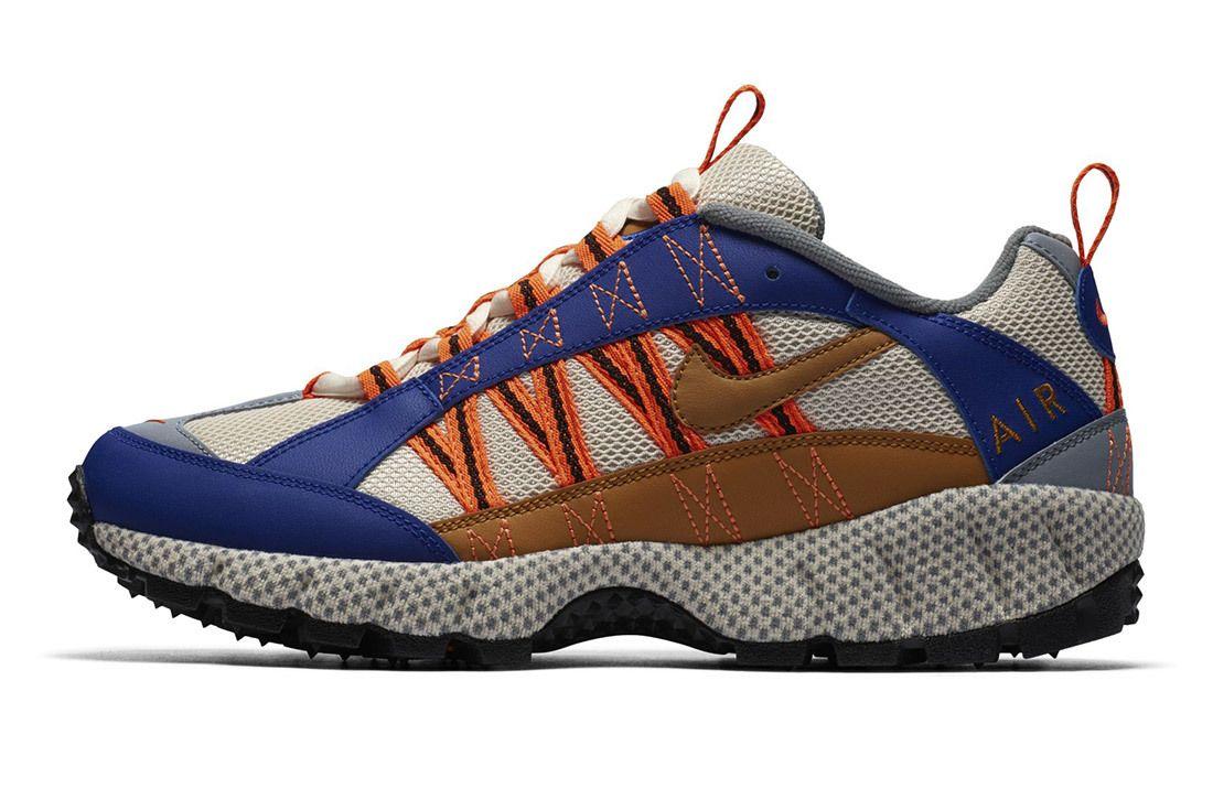 Nike Air Humara Red Blue Brown 4