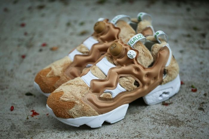 Ted Reebok Insta Pump Fury Limited 5