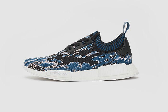 Sneakersnstuff Adidas Nmd R1 Datamosh 2 0 2