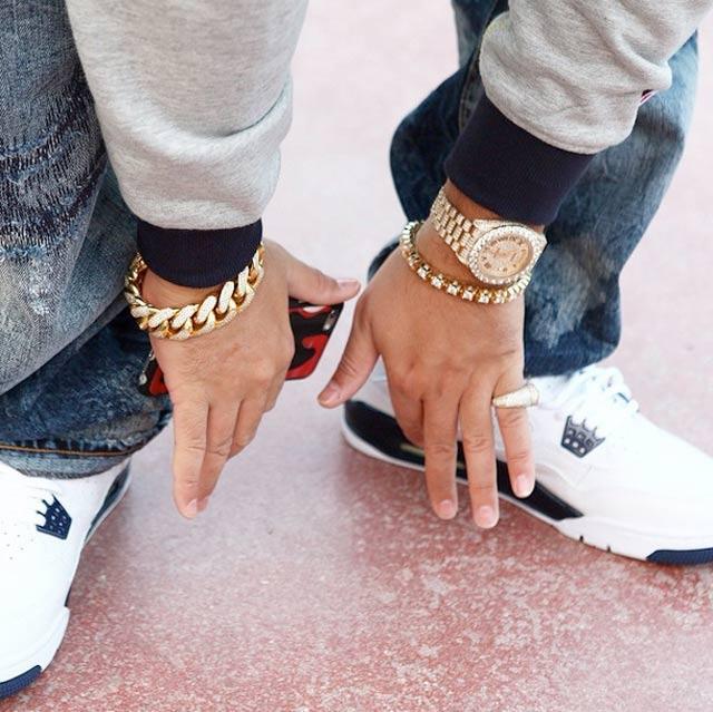 Sneaker Style Profile Dj Khaled 25
