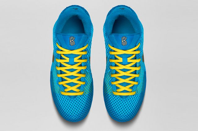 Nike Kyrie 1 Current Blue 3