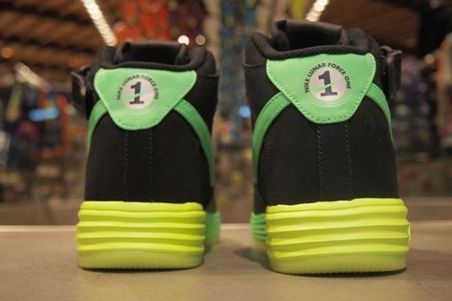 Nike Lunar Force 1 Lthr Heels 1