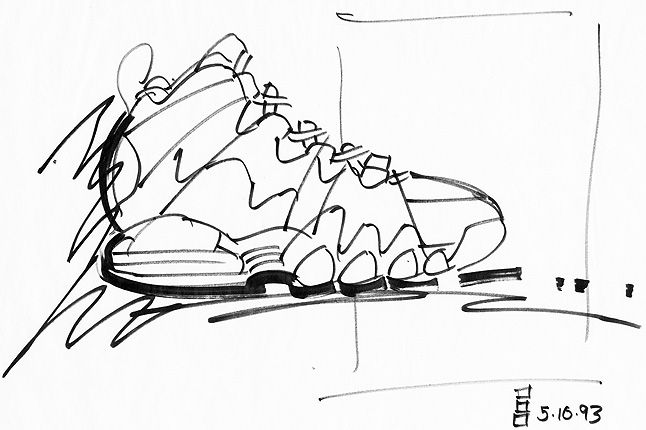 The Making Of The Nike Air Max2 Cb 2 1