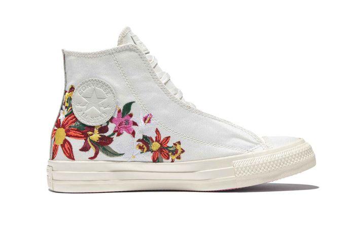 Pat Bo X Converse Floral Pack 8