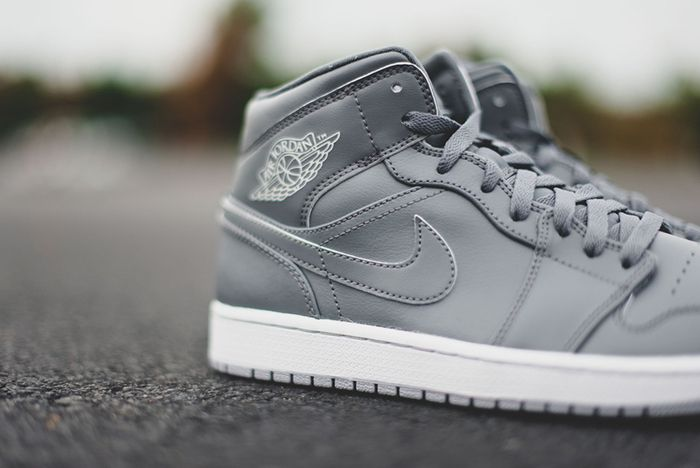 Air Jordan 1 Cool Grey Clay Grey 5
