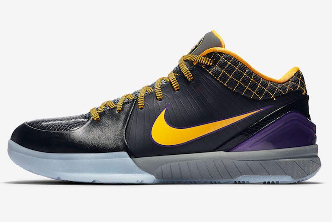 Nike Zoom Kobe 4 Protro Carpe Diem 1 Side