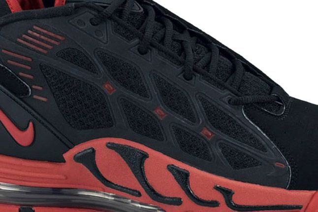 Nike Air Max Pillar Black Sport Red 1
