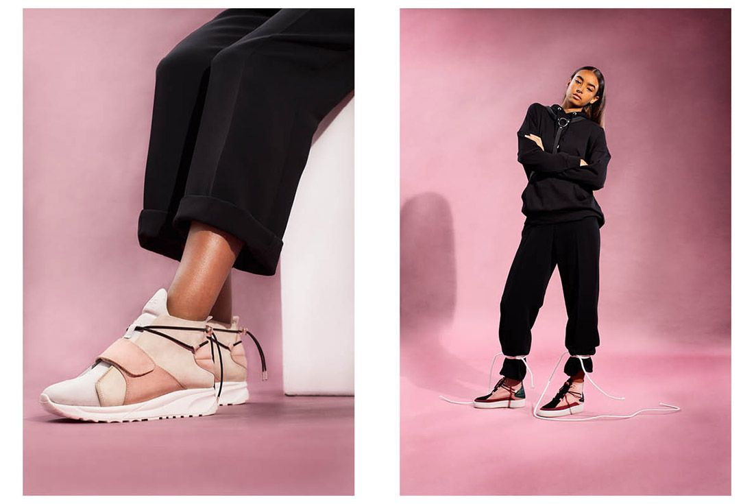 Filling Pieces Styled Womens 3