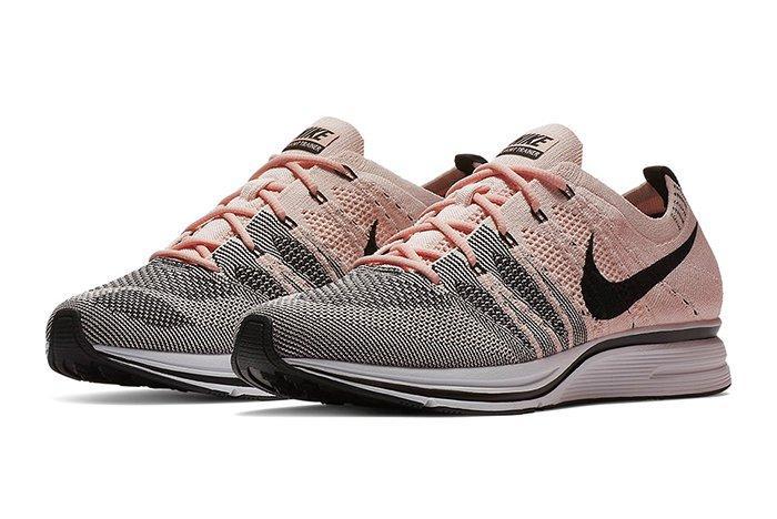 Nike Flyknit Trainer Sunset Tint2