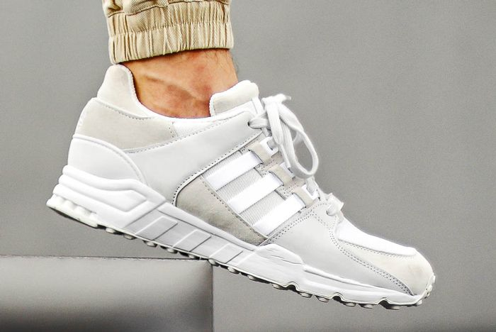 Adidas Eqt Support 93 Vintage White2 1