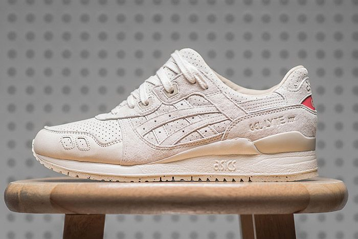 Asics Gel Lyte Iii Perforated Pack White 1