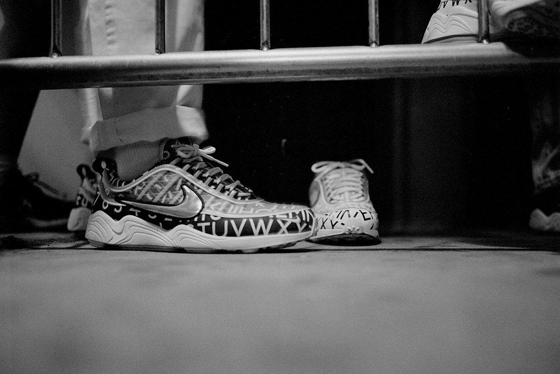 Roundel Nike Zoom Spiridon 12