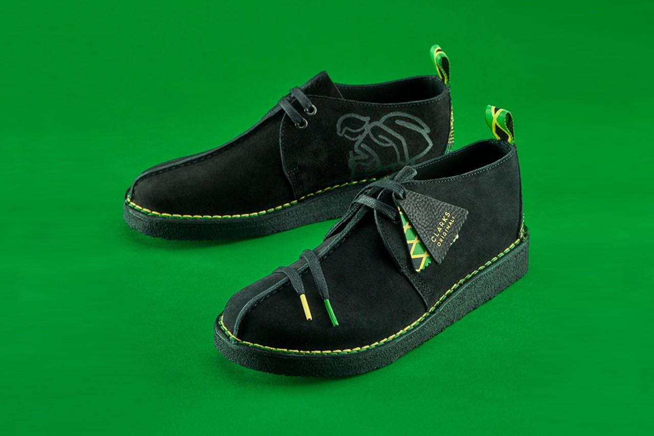 Clarks Jamaica Pack Desert Boot