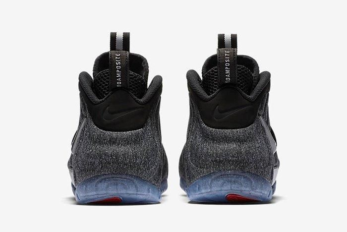 Nike Air Foamposite Pro Tech Fleece3 1