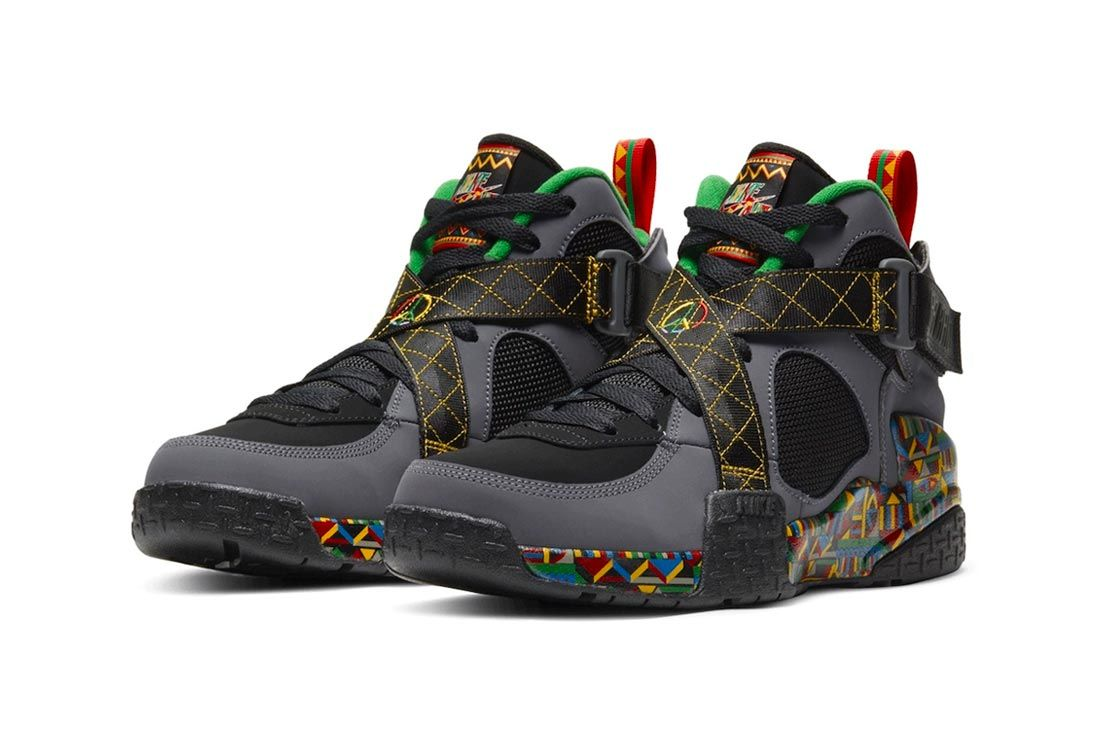 Nike Air Raid 'Urban Jungle Gym'