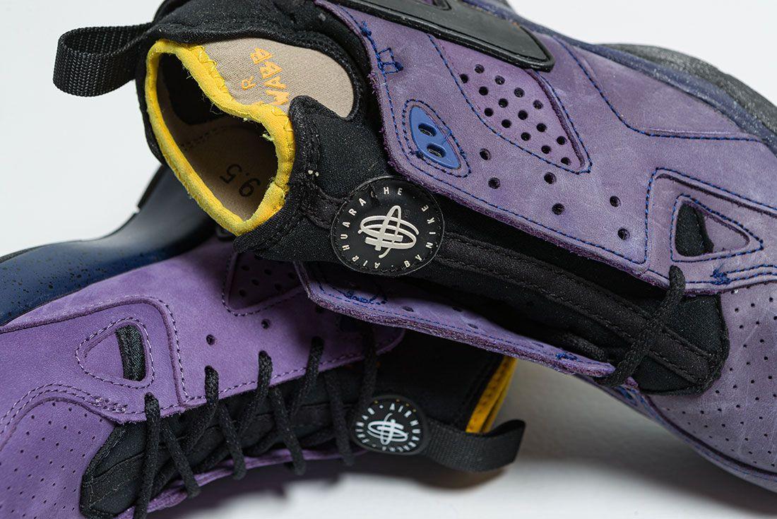 Nike ACG Air Mowabb Gravity Purple Huarache Logo