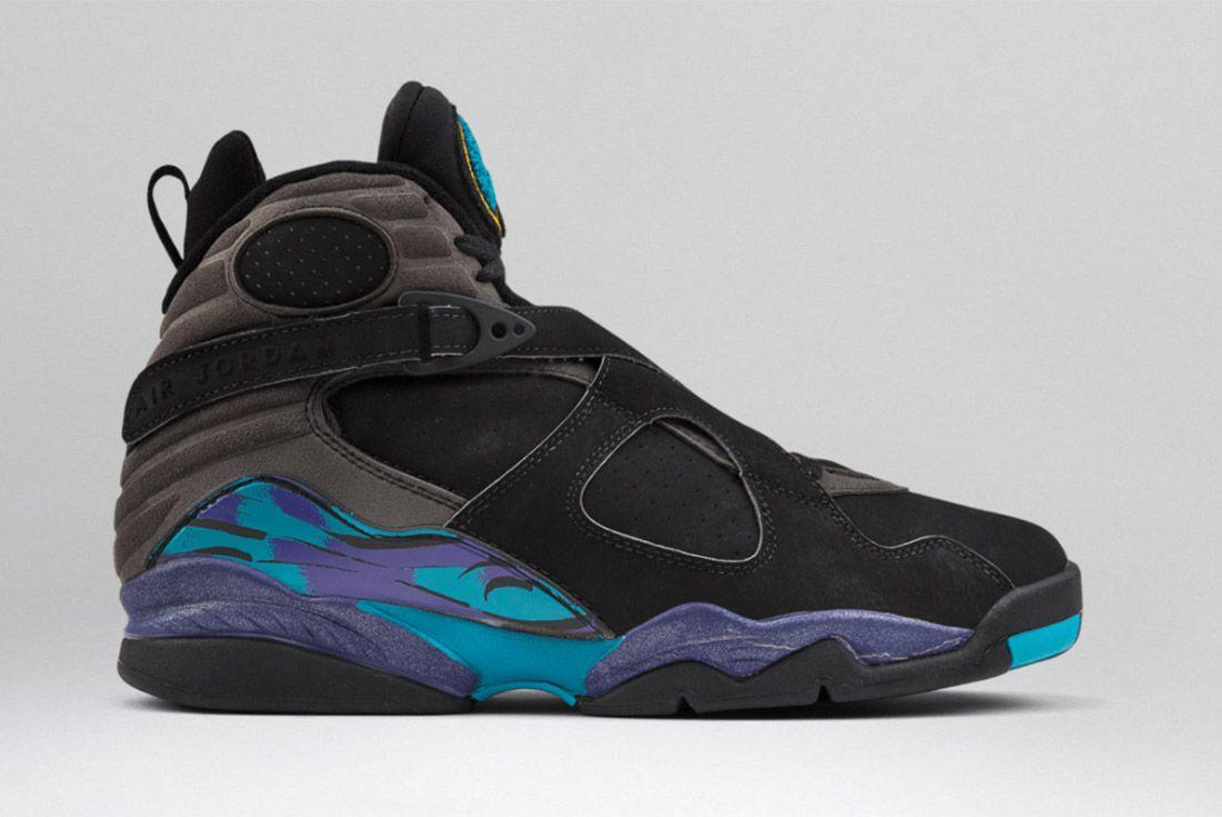 Material Matters Jordan Brand Air Jordan 8