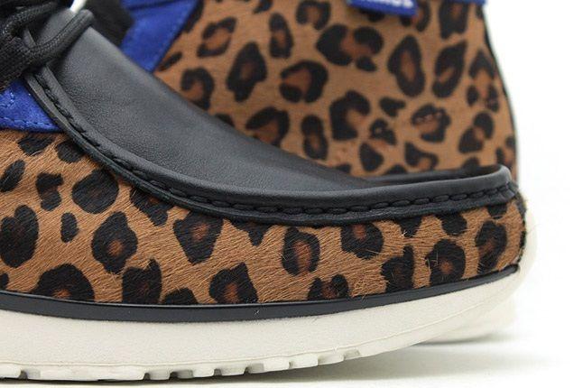 Atmos Clarks Leopard Toe 1