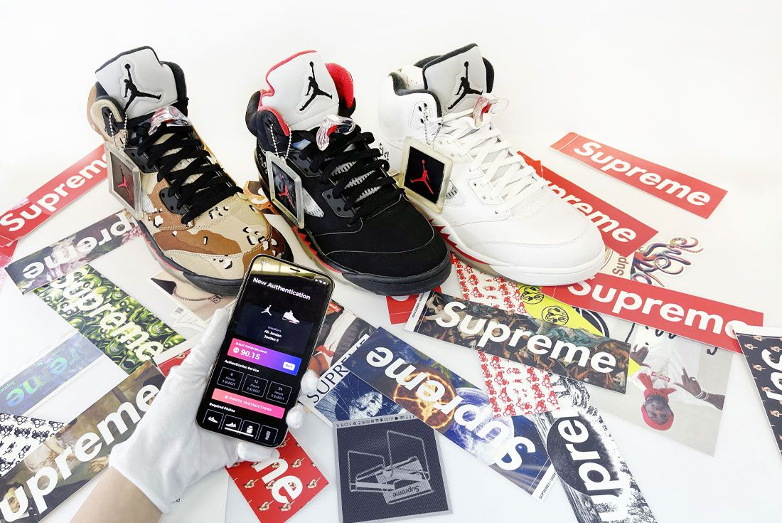 LEGIT APP Sneaker Authentication