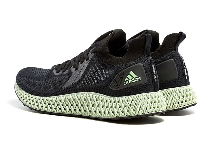 Star Wars X Adidas Alphaedge Death Star Heel Three Quarter