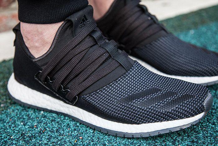 Adidas Pureboost R Black 4