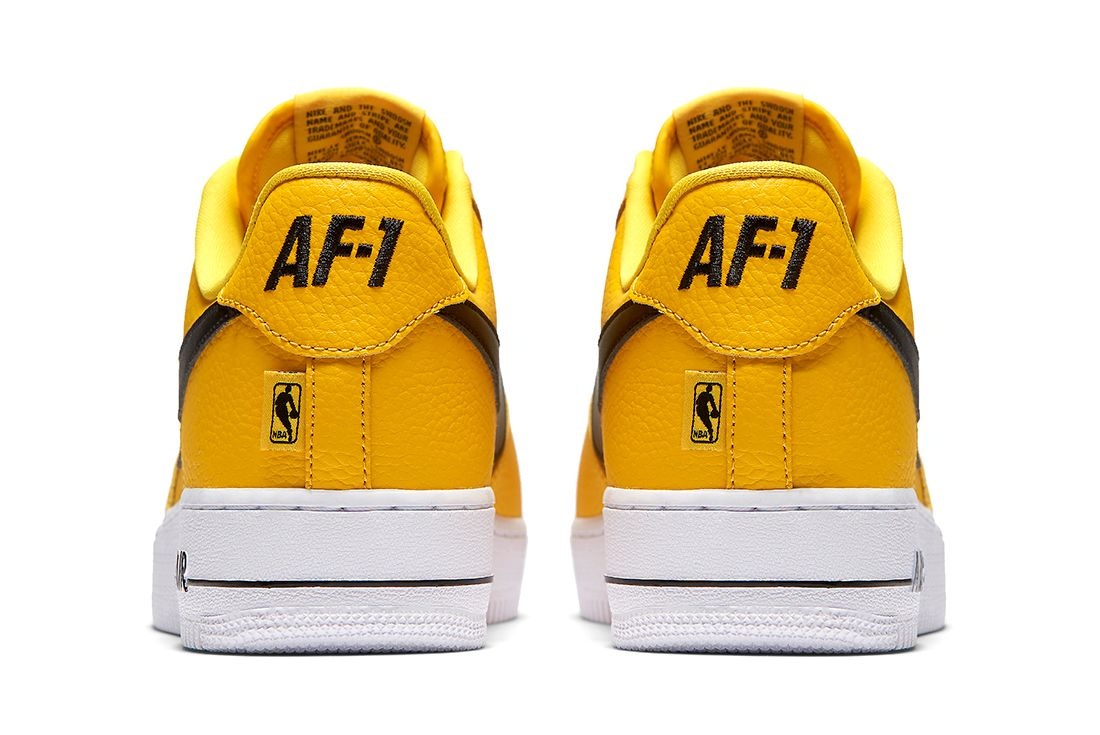 Nba X Nike Air Force 1 R1 19