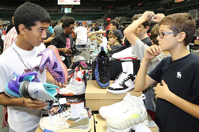 Sneaker Con Miami 201310