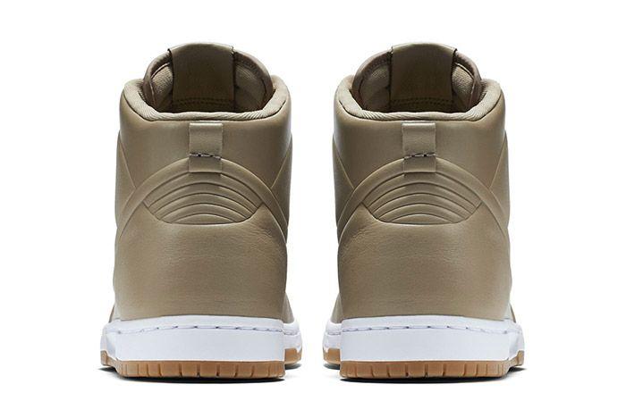 Nike Dunk High Crft Khaki 3