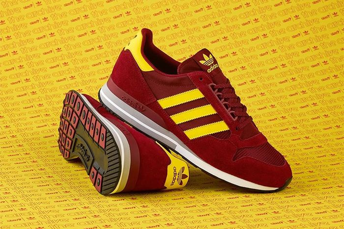 Size Adidas Zx 500 Maroon Gold Release Date Hero