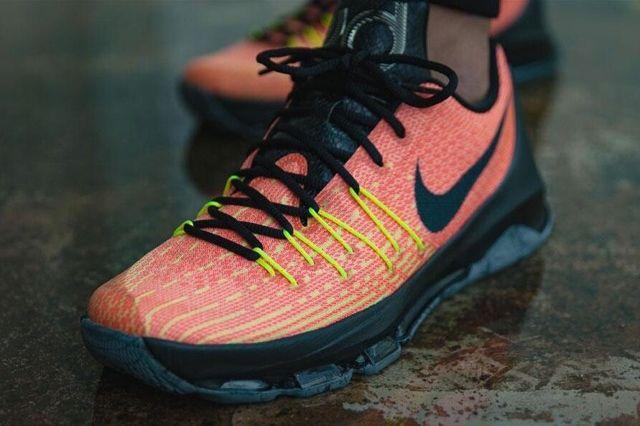 Nike Kd8 Total Orange 5